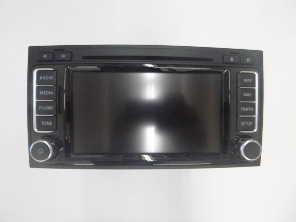 original vw autoradio navi rns 510 ebay. Black Bedroom Furniture Sets. Home Design Ideas