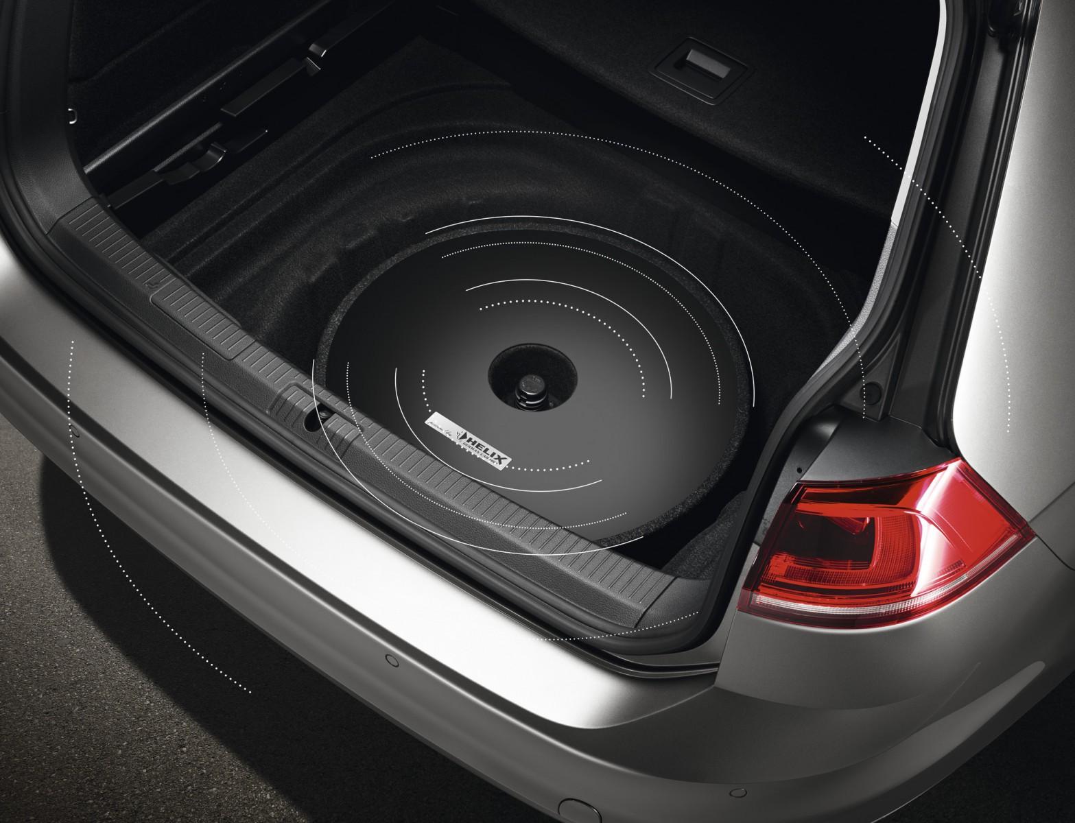 Original Volkswagen Vw Helix Plug Amp Play Soundsystem