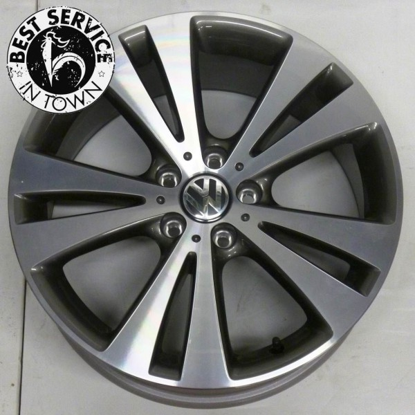 "VW Alufelge Chicago 18"" – Bild 1"