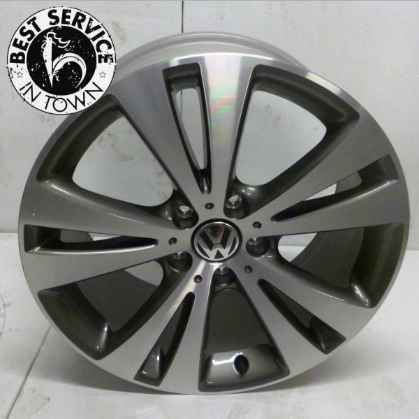"VW Alufelge Chicago 18"" – Bild 2"