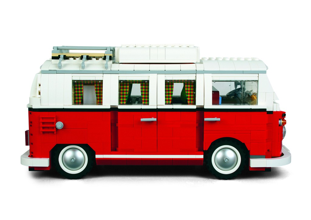 original lego vw volkswagen camping t1 rot wei 211099320 bl9 accessoires bulli kollektion. Black Bedroom Furniture Sets. Home Design Ideas